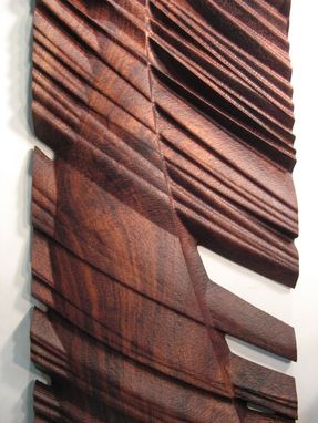 Custom Made 'Mid Atlantic' Wall Sculpture
