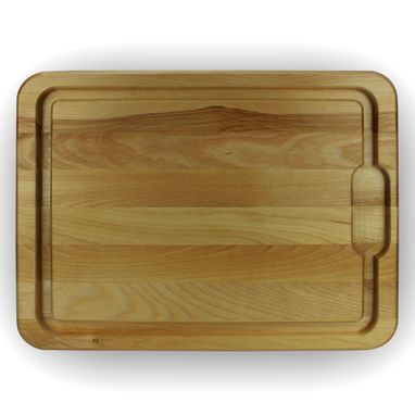Custom Made Engraved Hardwood Cutting Board