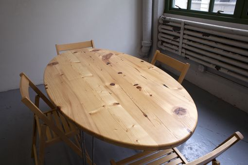 Custom Made The Percy Dining Table: Reclaimed White Pine