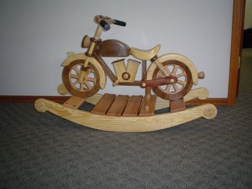 Custom Made Mortorcycle Rocker