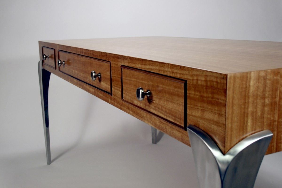 """Hand Made Desk hand made desk """"victoria""""earl kelly furniture 