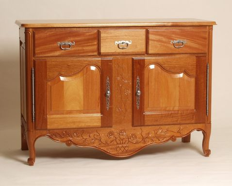 Custom Made French Provincial Cabinet