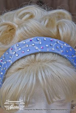 Custom Made Cinderella Princess Wig And Headband Screen Quality Custom Couture Styled