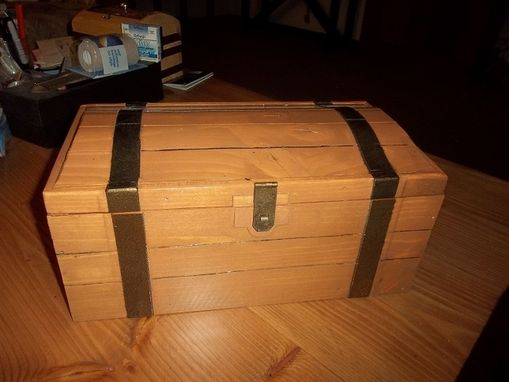 Custom Made Treasure Chests