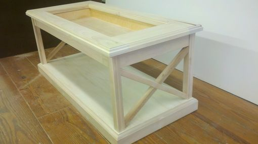Custom Made Erin Coffee Table