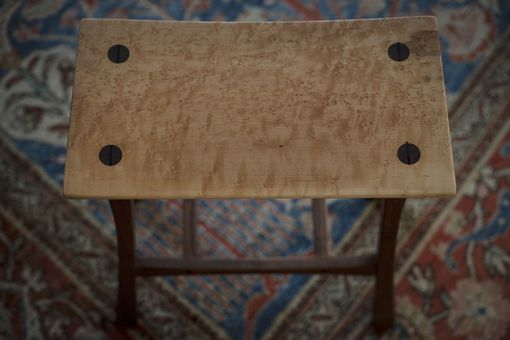 Custom Made Asian Accents Stool