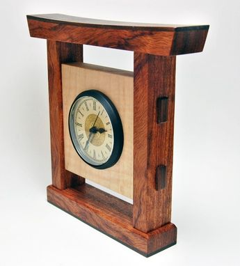 Custom Made Asian Style Clock