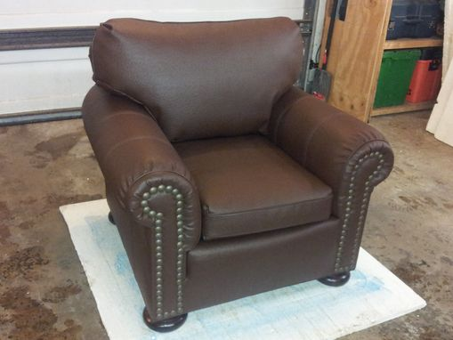 Custom Made Sample - Club Chair