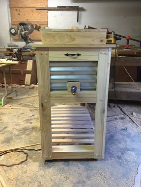 Custom Made Patio Cooler