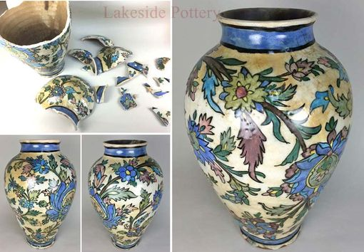 Custom Made Ceramic, Pottery, Sculpture Reapir And Restoration