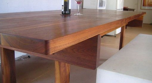 Custom Made Wyckoff Dining Table