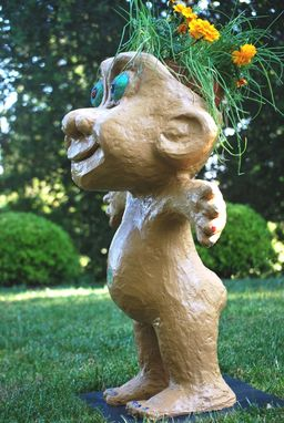 Custom Made Garden Sculpture