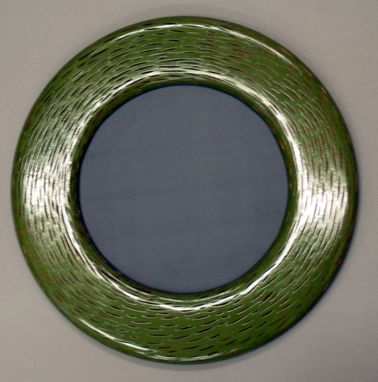 Custom Made Circular Mirror Series