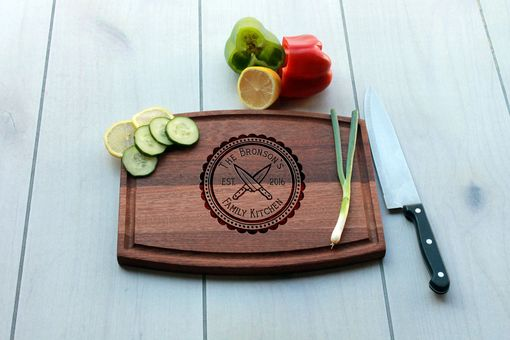 Custom Made Personalized Cutting Board, Engraved Cutting Board, Custom Wedding Gift – Cba-Mah-Bronson