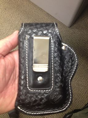 Custom Made Iphone Holster