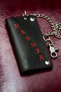 Custom Made The Best Basic Custom Biker Chain Wallet