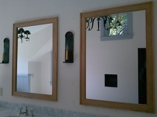 Custom Made Mirror Surrounds And Picture Frames