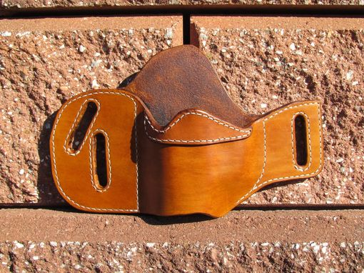 Custom Leather Gun Holster