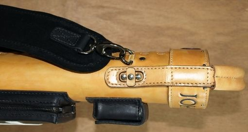 Custom Made Salvation - Leather Poolstick Case