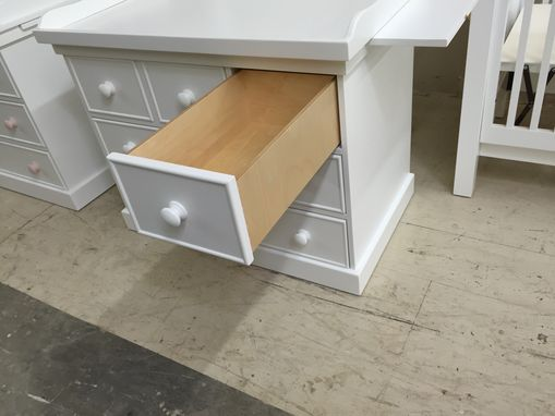 Custom Made Classic Dresser / Changing Table
