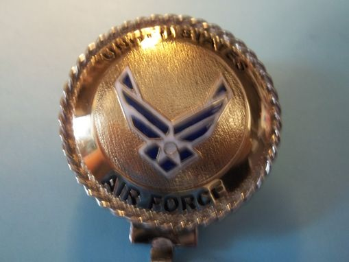 Custom Made United States Air Force Key Rings