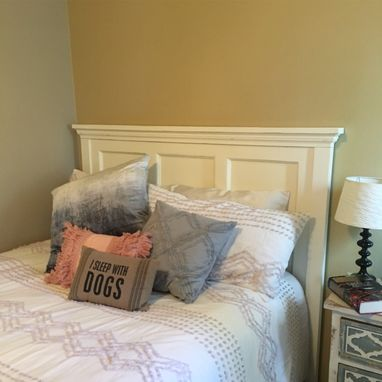 Custom Made Traditional Style Queen Headboard
