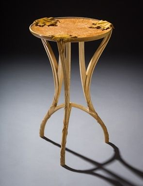 Custom Made Lindsay Maple: Occasional Table