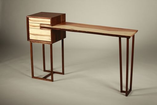 Custom Made Stick And Branch Letter Writing Desk