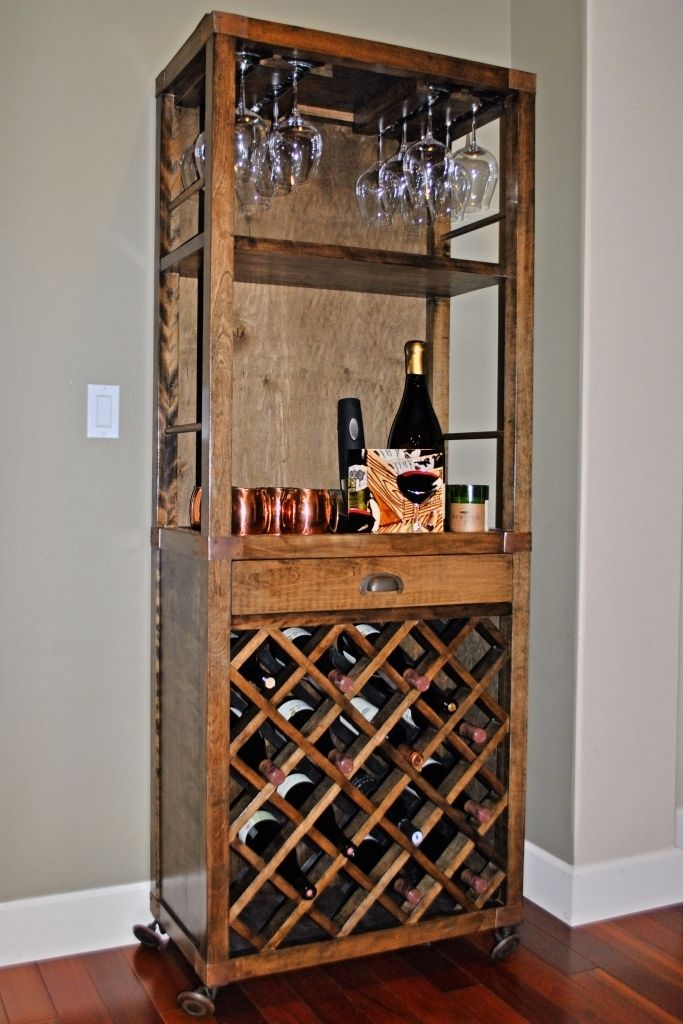 Picture of: Custom Wine Bar Cabinet By Noble Brothers Custom Furniture Custommade Com