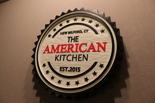 Custom Made Custom Wood Signs | Carved Wood Signs | Restaurant Signs | Bar Signs | Business Signs