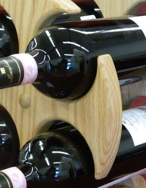 Custom Made Mid-Times Wine Rack©