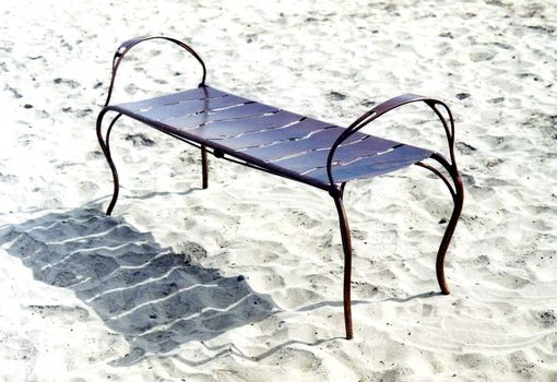 Custom Made Ms. Understood Bench