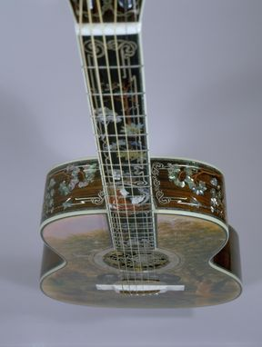 Custom Made The 00 Nouveau Guitar