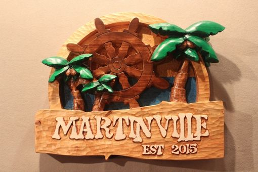 Custom Made Custom Wood Signs | Home Signs | Cabin Signs | Cottage Signs
