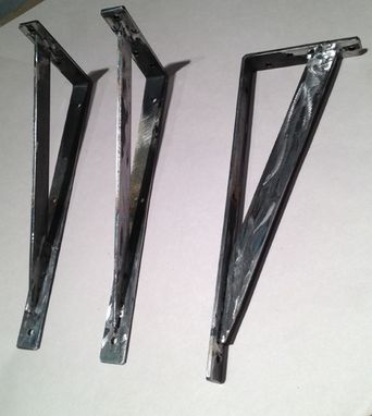 Custom Made Custom Metal Shelf Brackets (Qty.1)
