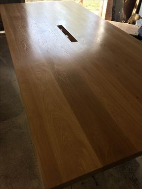 Custom Made Conference Table Tops