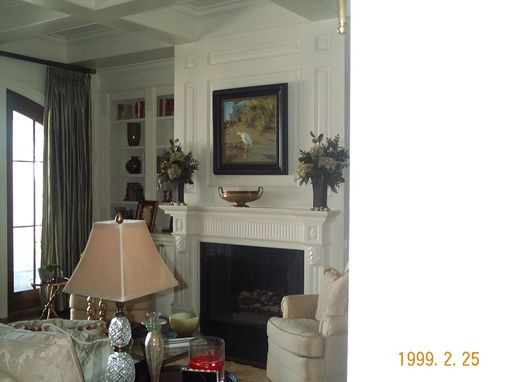 Custom Made Custom Mantel