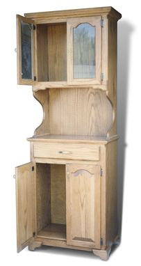 Custom Made Custom Cabinet Example