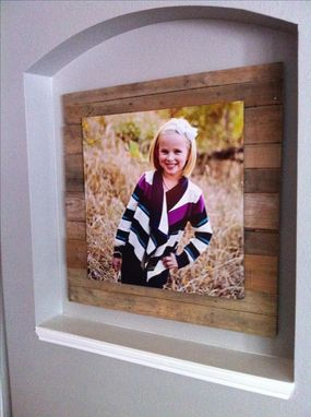 Custom Made Pallet Frames