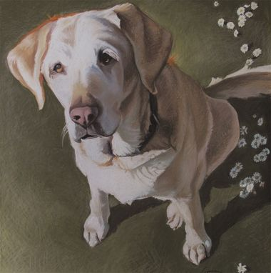 Custom Made Pet Portrait 1