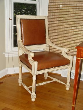 Custom Made French Provincial Chair