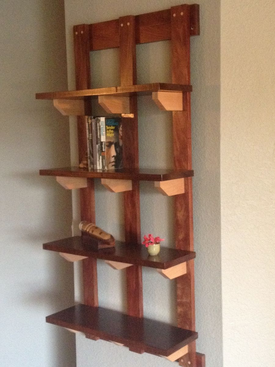 pine with bookcases bookcase hanging hang farmhouse kerris adjustable shelves wall wp