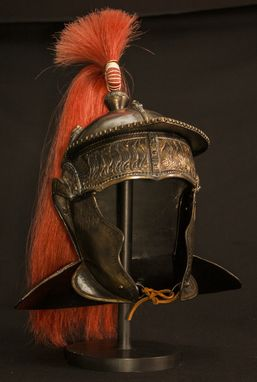 Custom Made Late Roman Cavalry Helmet