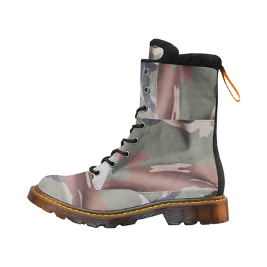 Custom Made Army Fatigue Boots