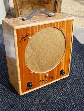 Custom Made Muddy Buddy Guitar Tube Amplifier