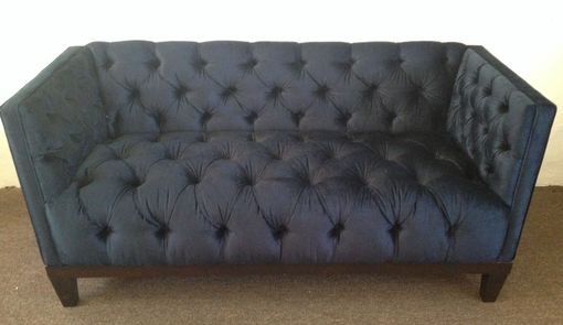 Custom Made Mini Chesterfied Sofa