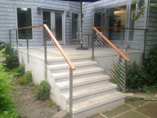 Custom Made Interior/Exterior Custom Handrail Fabrications And Intsallations