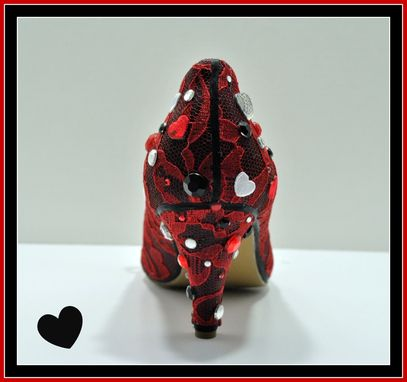Custom Made Queen Of Hearts