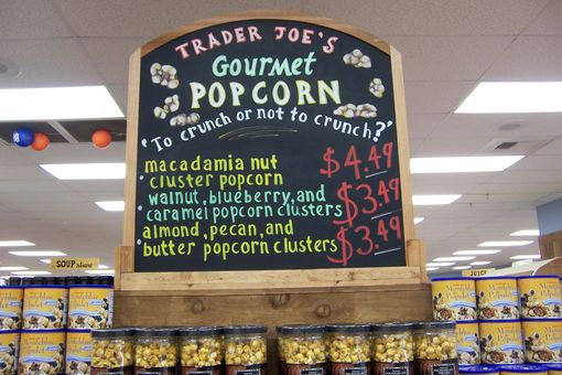 Custom Made Trader Joe Mural Paintings