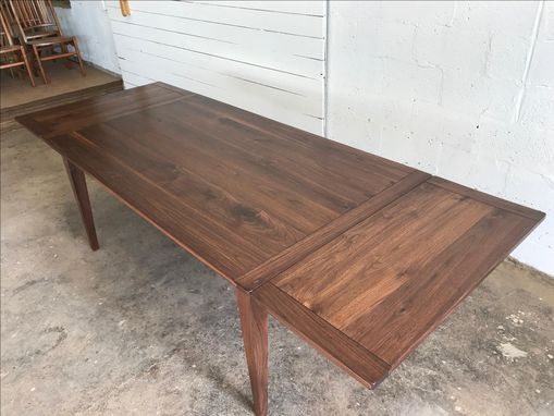 Custom Made Walnut Shaker Dinning Table